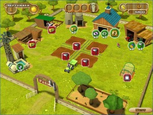 Casual Game Review: Farmer Jane