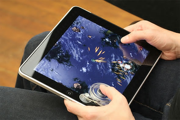 ipad as a gaming device